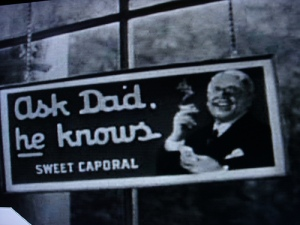 Think you might be on your way to deliver poison? Best ask Dad.