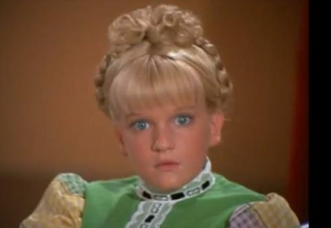 Cindy Brady Freeze
