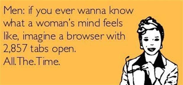 tabs open