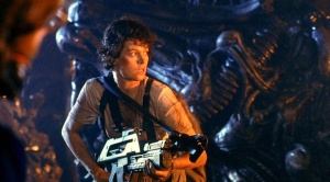 Look out, boys--Ripley is here!