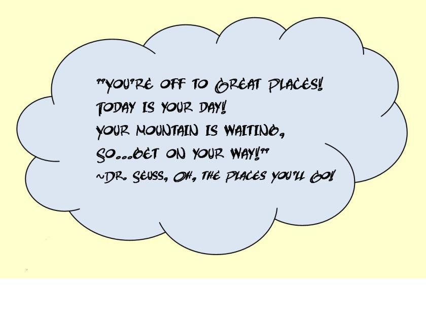 Seuss Today quote