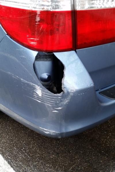 holey bumper
