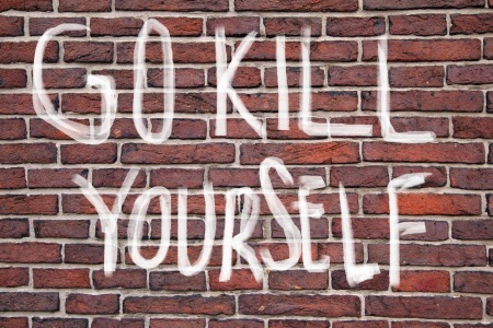 go kill yourself