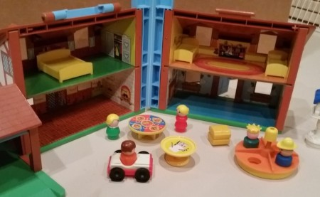 fisher price memories