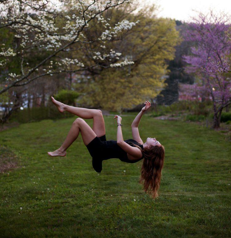 falling by Ashley Bean